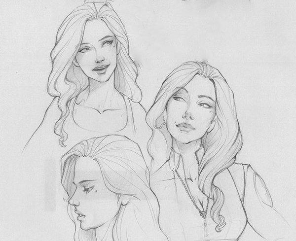face sketche10