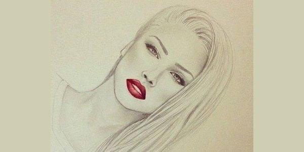 face sketche14