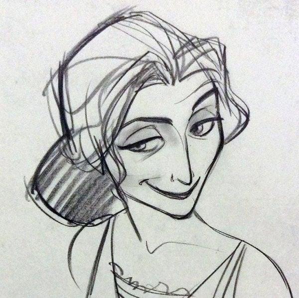 face sketche2