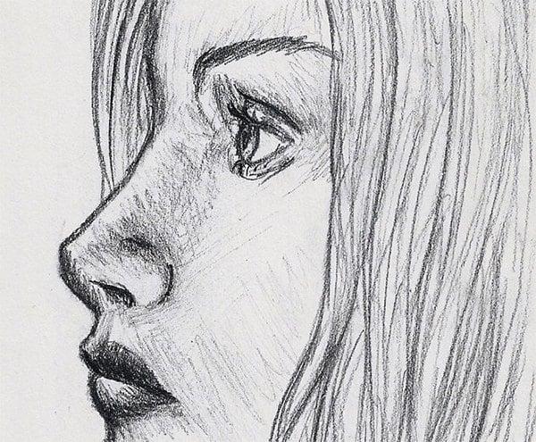face sketche21