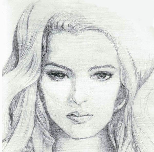 face sketche32