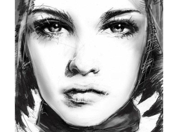 face sketche34
