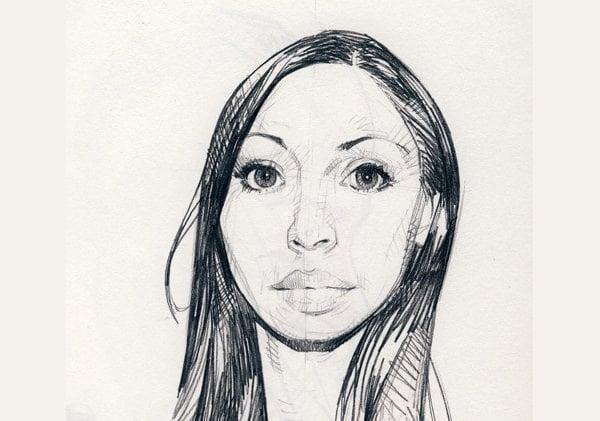 face sketche35