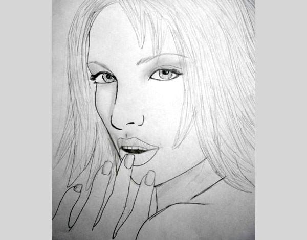 face sketche4