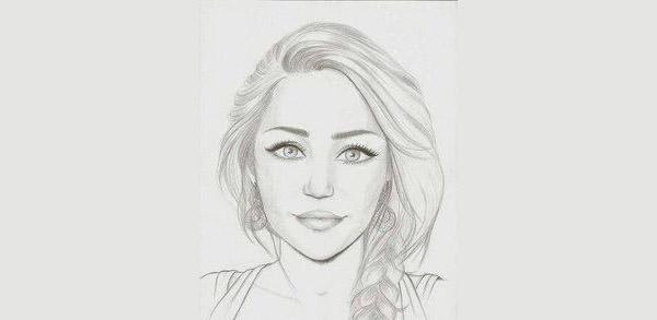 face sketche6