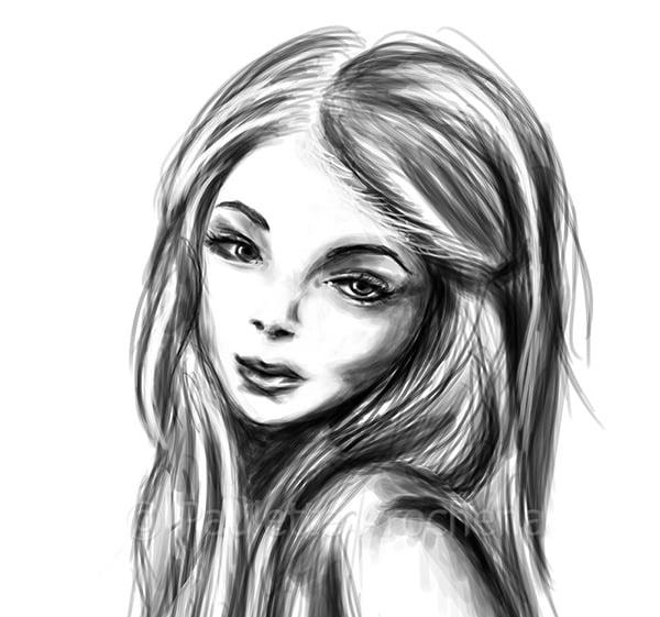 face sketche9