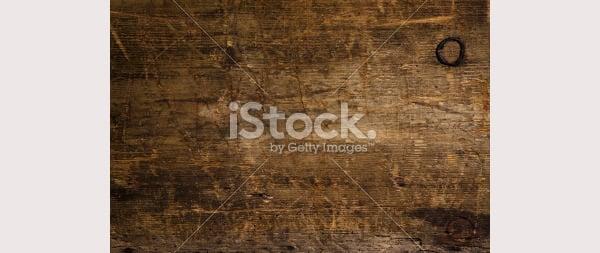 large and textured dark old wooden grunge background