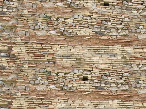medieval bricks wall textures