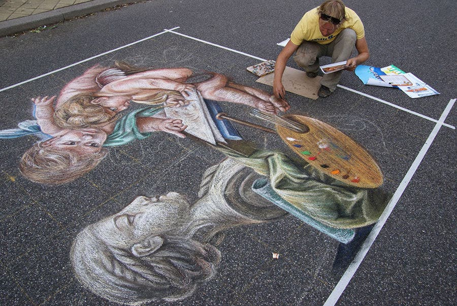 nederland streetpainting copy