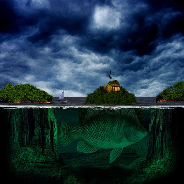 new photo manipulation fish island