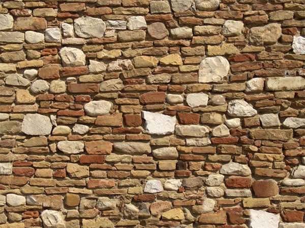 old wall italian