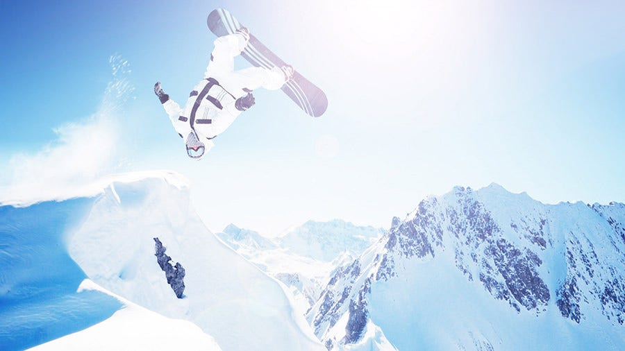 snowboarding aerial trick wallpaper for 1920x1080 hdtv 1080p 3650 15 copy