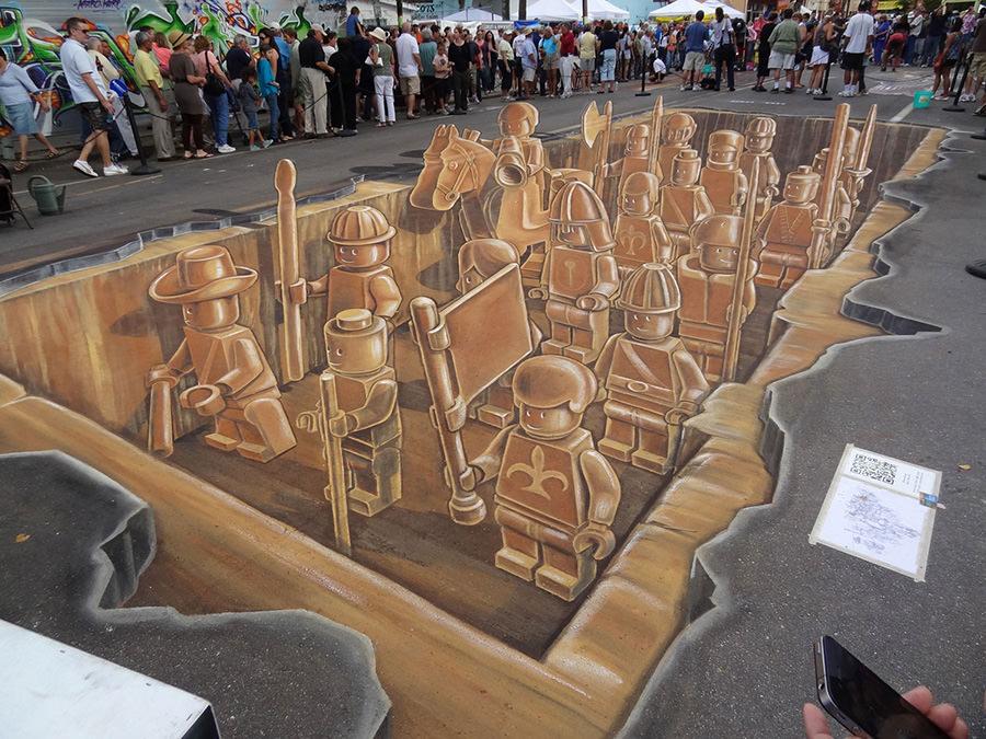 street art 3d leon keer ruben poncia remko van schaik and peter westerink copy
