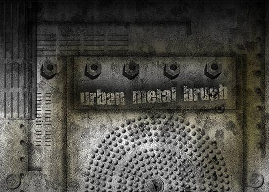 urban metal brushes