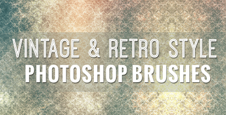 vintageandretrostylephotoshopbrushes