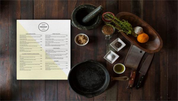 featured image menu design template1