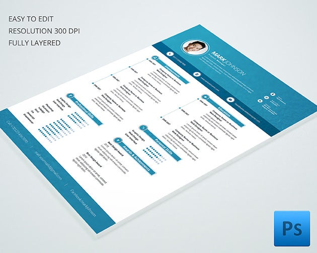 Professional resume template 52 free samples examples format editable project manager resume cv template yelopaper Choice Image
