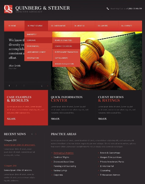 33  jquery html5 website themes  u0026 templates