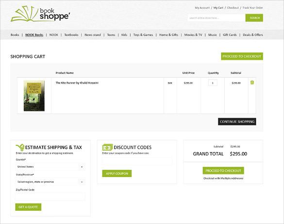 premium book store responsive ecommerce html5 theme