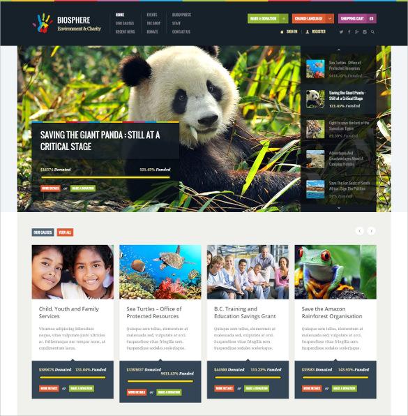 environmental charity non profit wordpress theme 59