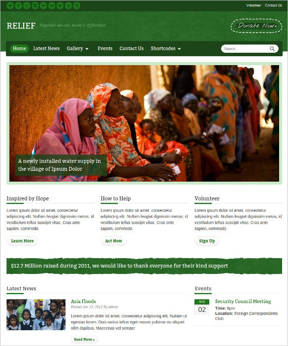charity responsive wordpress theme 441
