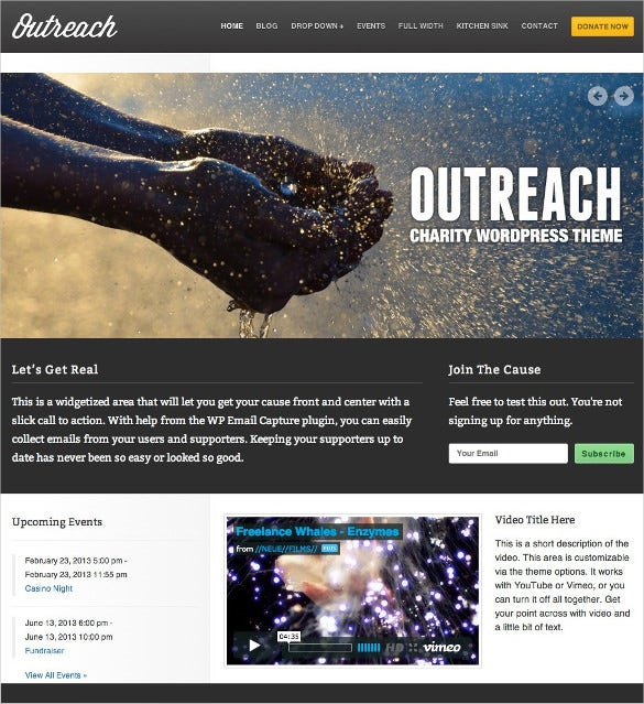 non profit foundation charity wordpress theme 44