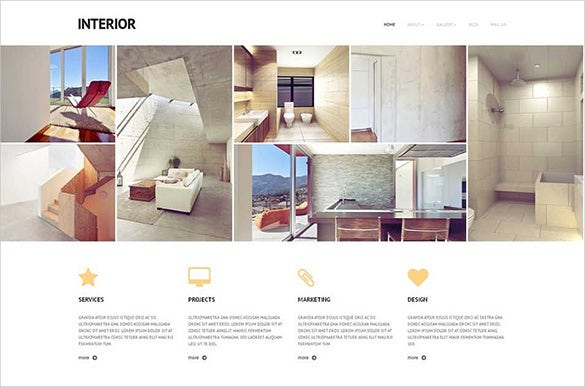splendid interior design wordpress theme
