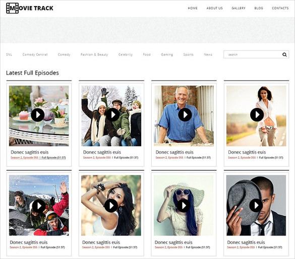 21+ Video WordPress Themes & Templates | Free & Premium Templates