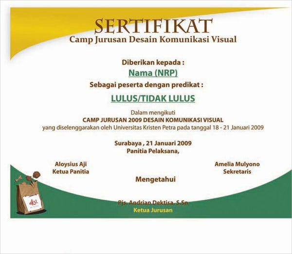 Delightful Design Template Certificate Ideas Certificate Designs Templates