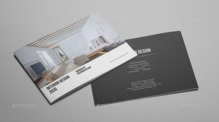 22 Interior Decoration Brochure Templates Free Word