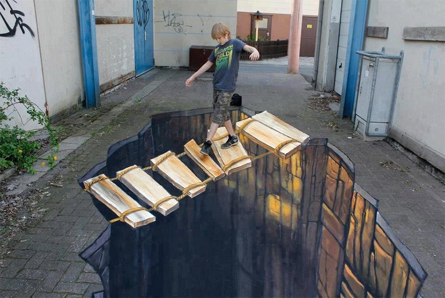 3d street art4