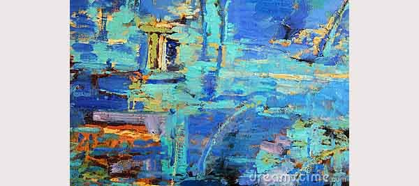 abstract oil painting11