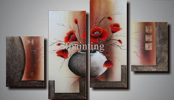 abstract paintings acrylic canvas images1