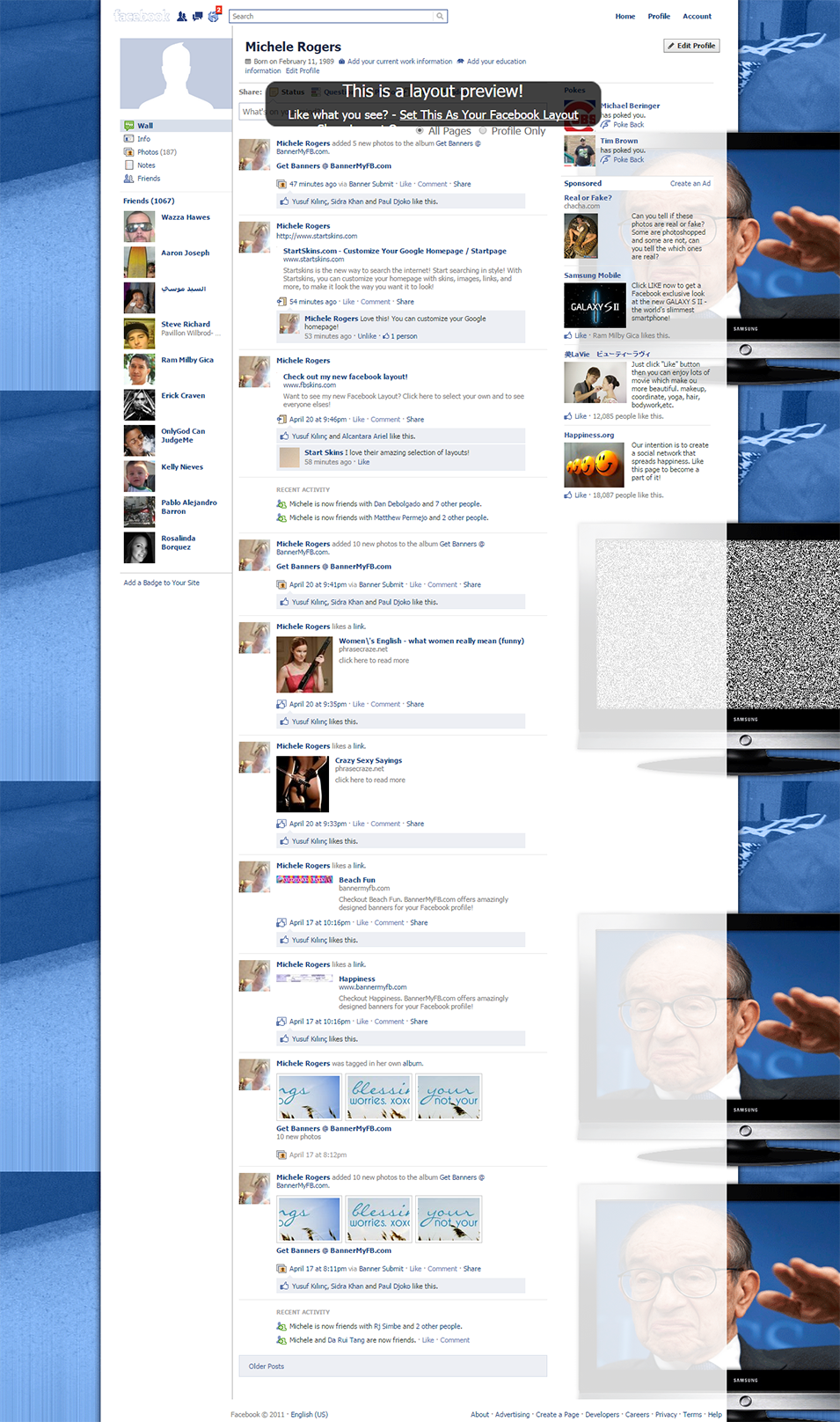 alan greenspan animated tv facebook layout preview