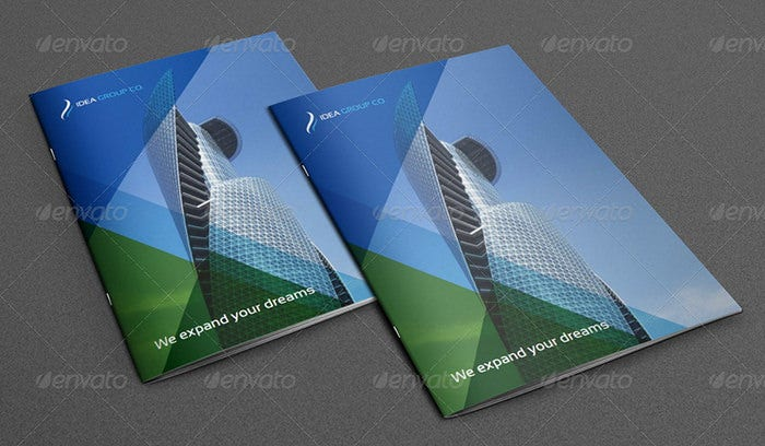 architectural brochure template1