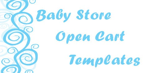 7+ OpenCart Baby Store Templates - Free PSD,EPS,AI Format