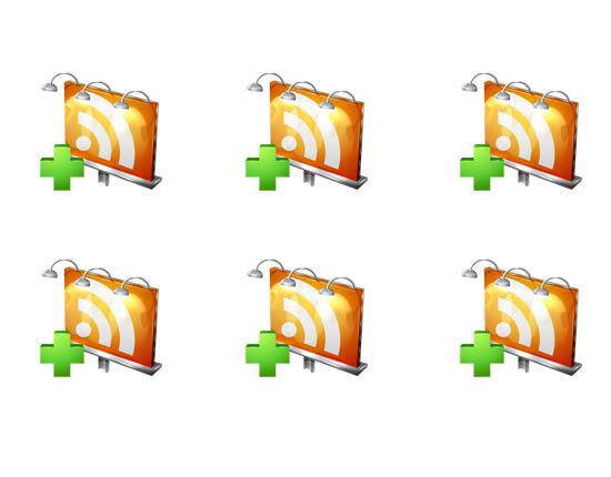 bill board rss feed icon