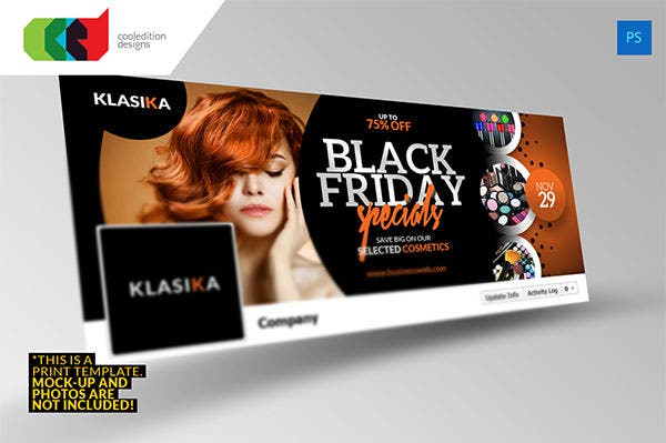 34 fresh facebook banner templates free premium templates the simplest way to start advertising your business is to go social use this banner template to create a good name for your product so that potential pronofoot35fo Gallery