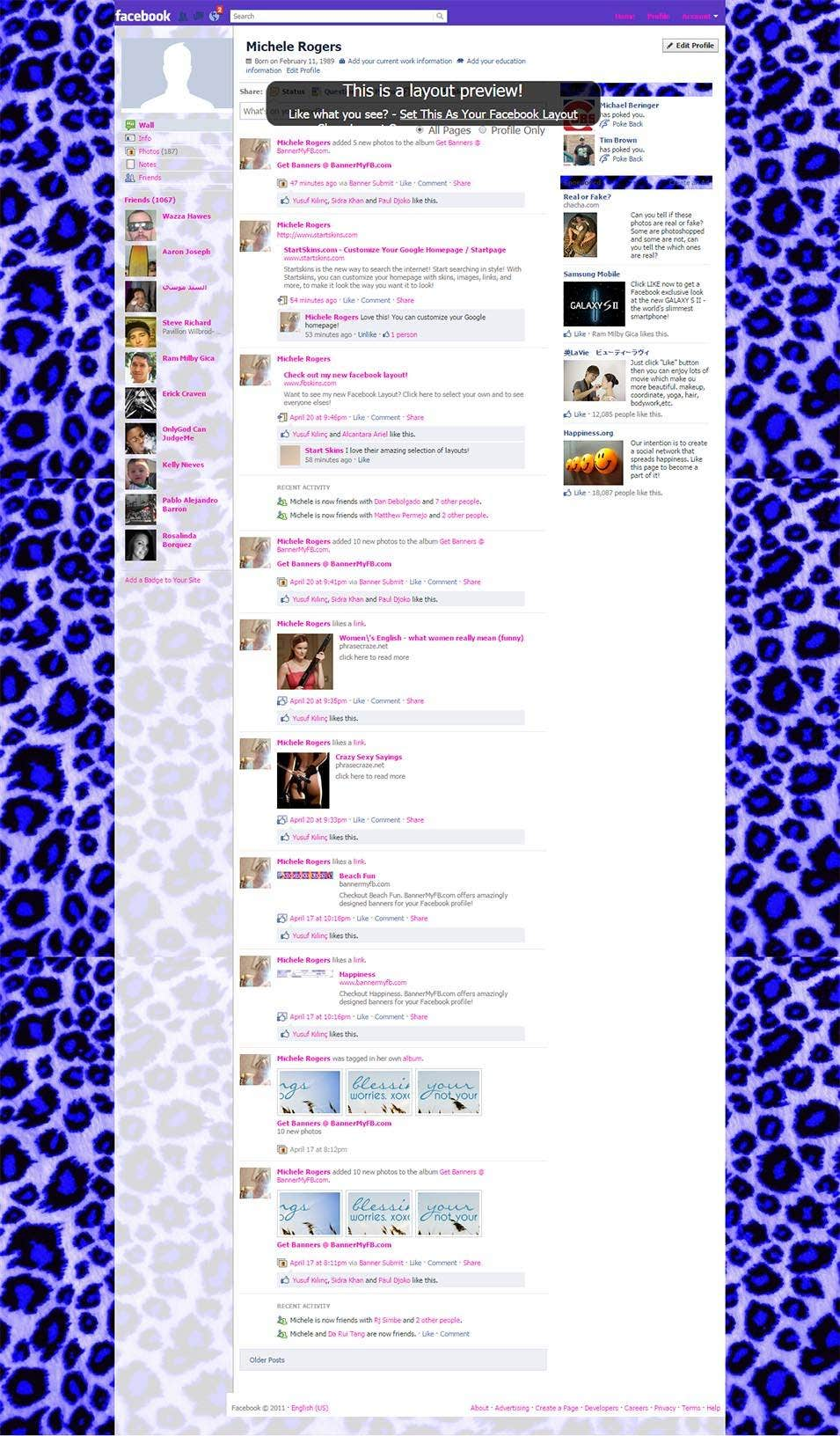 10 animal print facebook backgrounds free u0026 premium templates
