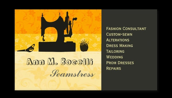 37 Best Premium Crafter Business Cards For Download