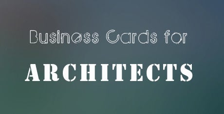 businesscardsforarchitects