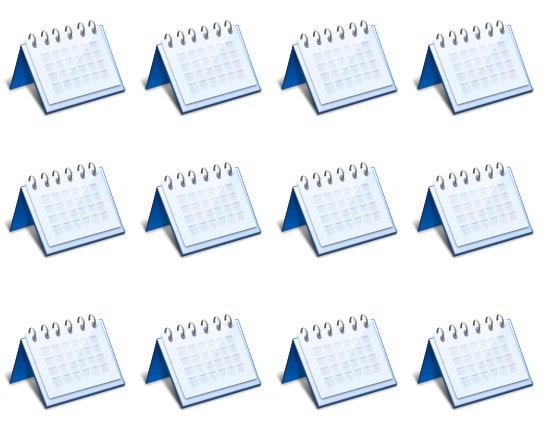 calendar icon 3