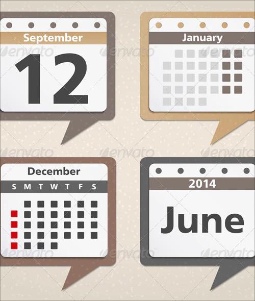 calendar icon1