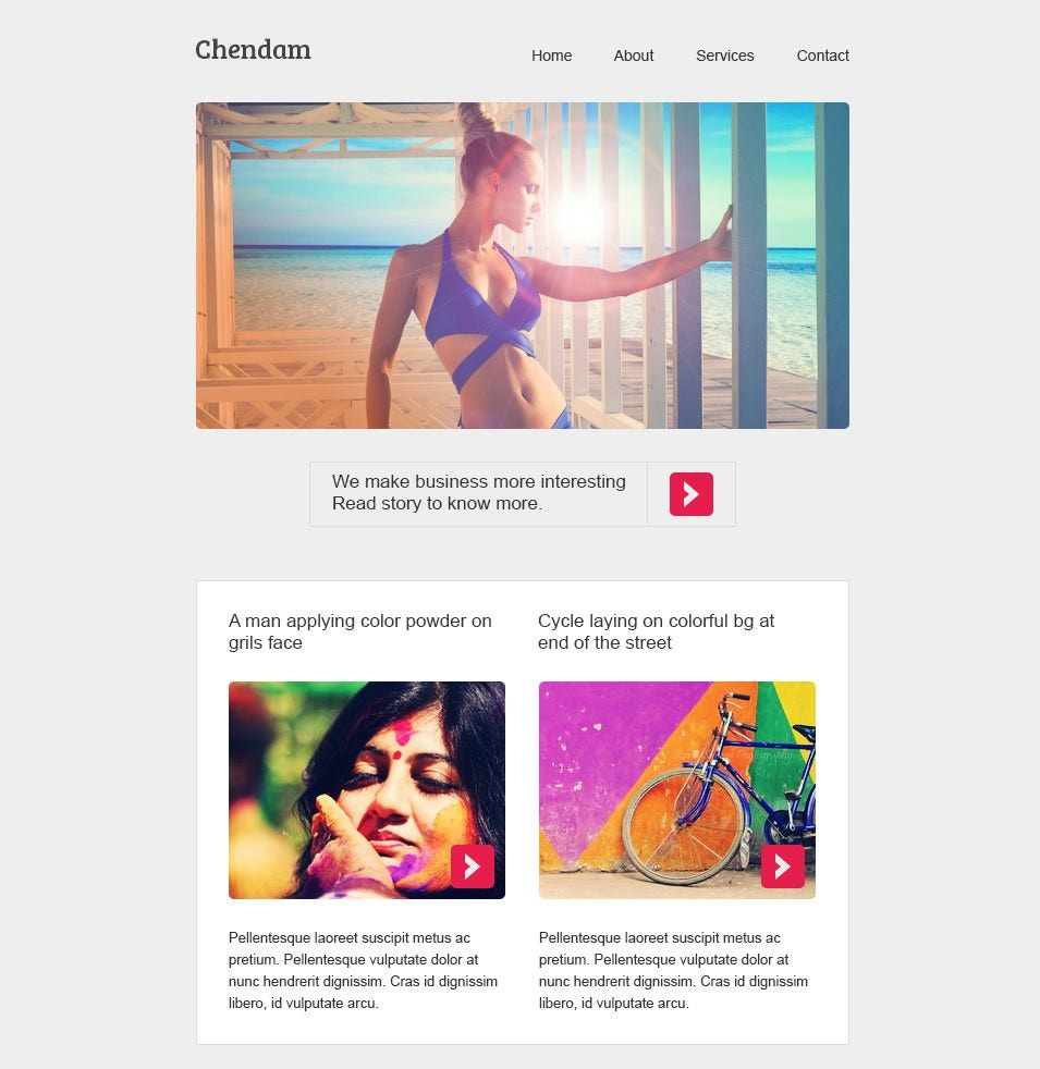 chendam responsive email templates