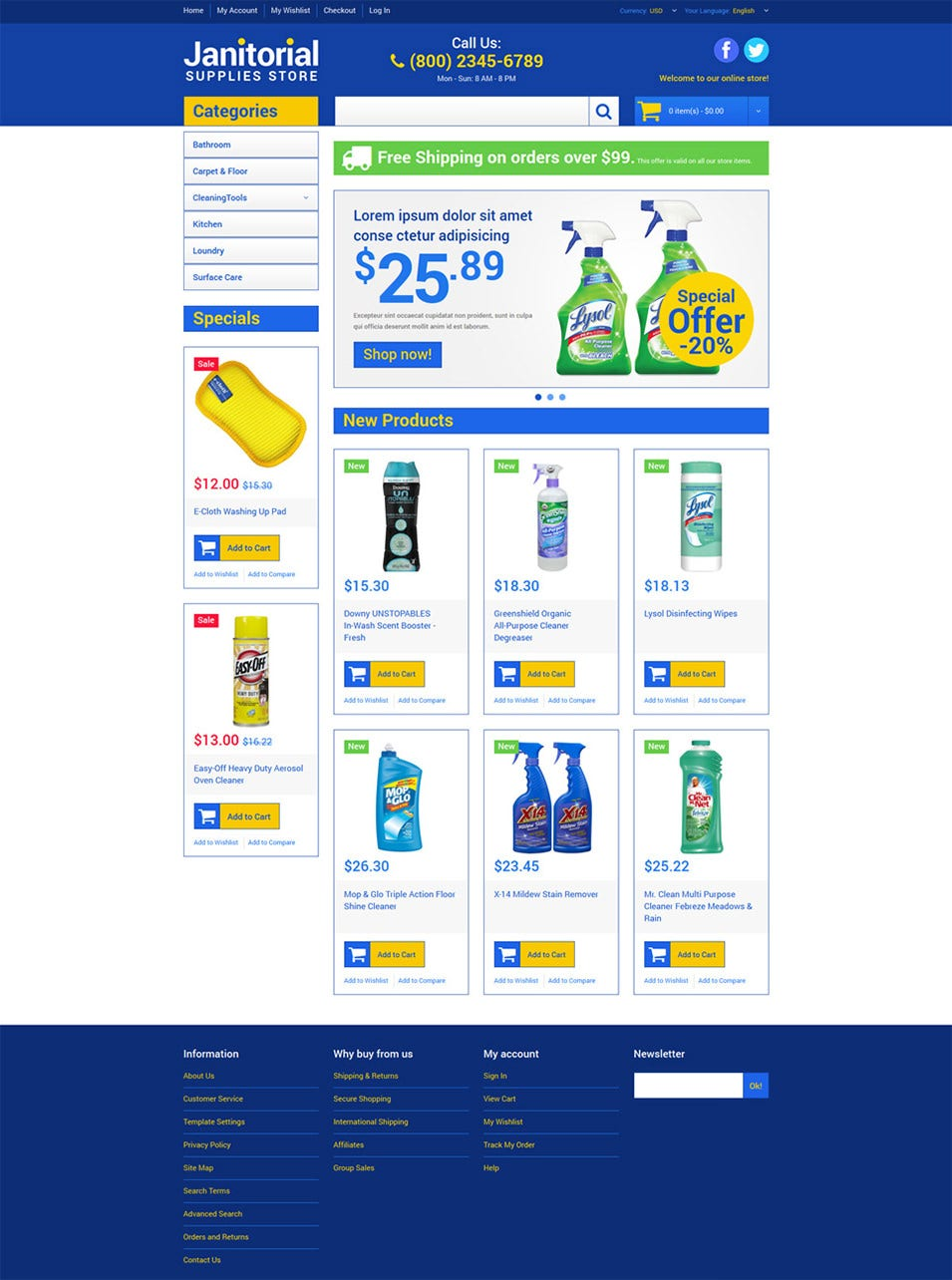 free ecommerce template - html5 ecommerce website templates themes free premium