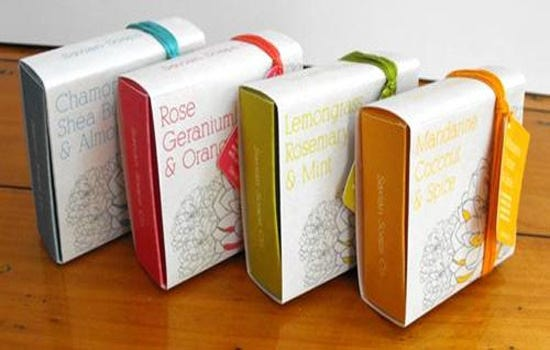 cool creative soap packaging