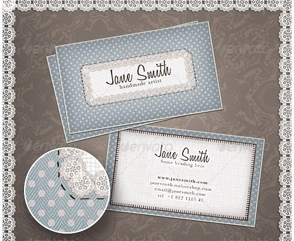 crafting business name ideas 37 best premium crafter business cards for 4104
