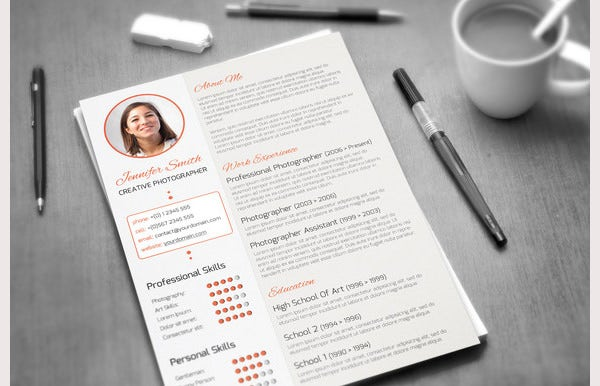 Creative Resume Template