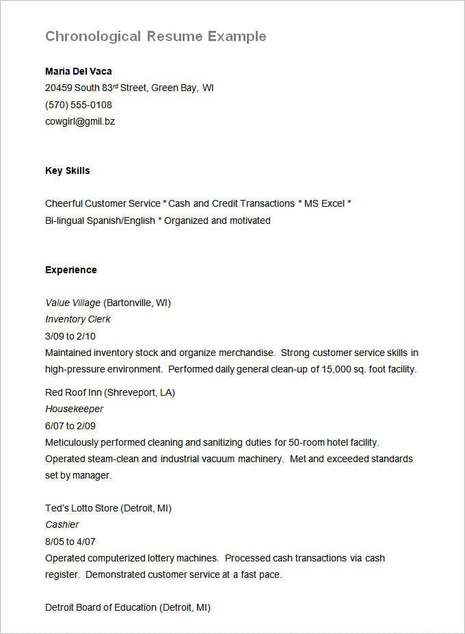 Cnn resume help