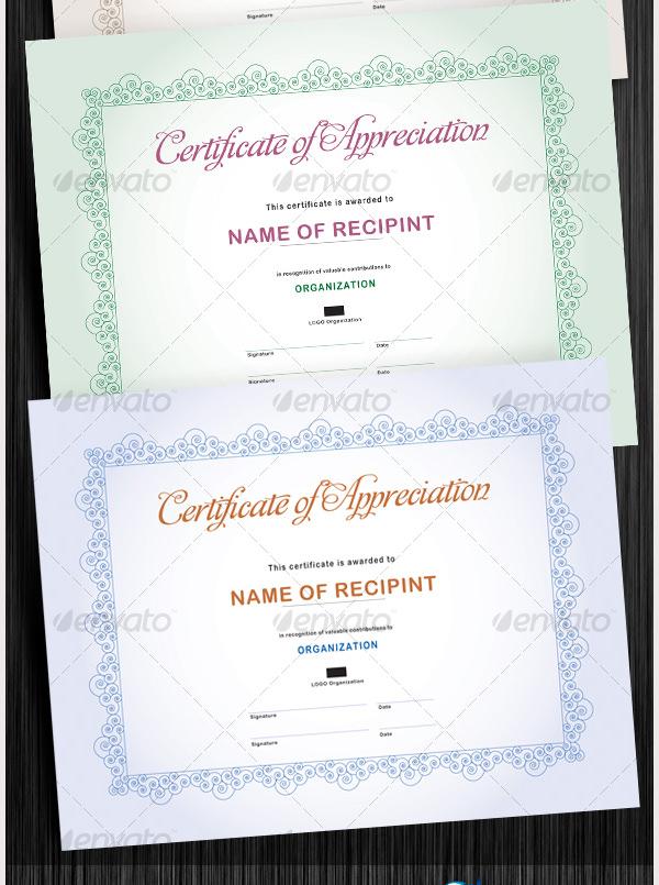 50 Creative Custom Certificate Design Templates | Free ...